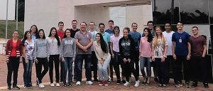 Members and supervisor of the UC unit at UNIFESP - São José dos Campos.