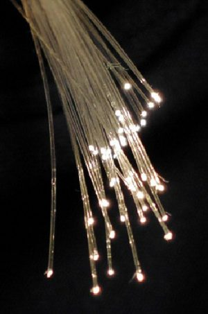 Fiber optics bundle. https://commons.wikimedia.org/wiki/File:Fibreoptic.jpg