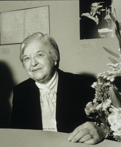 Stephanie Louise Kwolek.